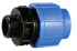PP Coupling S16 type Straight Male Reduced - 1000