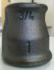 BLACK IRON REDUCED NIPPLE F/F - 240N