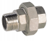 316 STAINLESS STEEL UNION FITTING M/F CONNECTION  - 2026