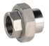 316 STAINLESS STEEL UNION FITTING WITH FEMALE THREADED END / BW WELDED - 2028