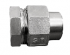 STAINLESS STEEL 3 PIECE FITTING, 1000 PSI, WELDING BW / BSP THREADED - 2068