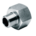 316 STAINLESS STEEL REDUCTION FEM/MALE - 2033