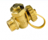 Conical Plug Cock Male + Plug connections - 1303