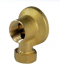Wall Tap Connection dia. 40 Plain With Nut 1/2