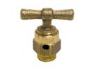 Brass Drain Plug for Ball Valve - 1309
